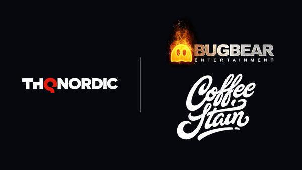 THQ Nordic adquire Bugbear Entertainment y Coffe Stain Studios