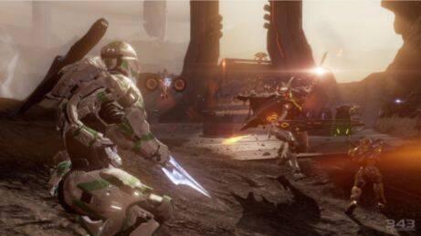 Las Spartan Ops de Halo 4 vuelven el 21 de enero.