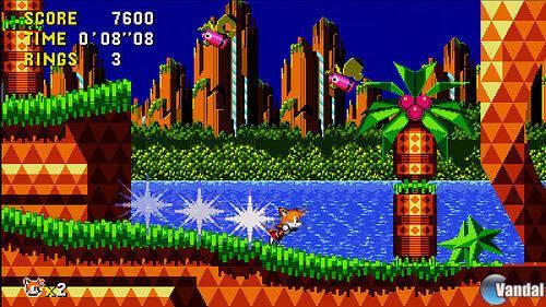 Sonic CD se lanzará en diciembre; Tails será desbloqueable