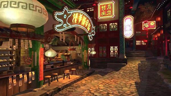 Ni No Kuni II muestra en vídeo la ciudad de Goldpaw