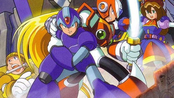 Los juegos de Mega Man X llegarían en dos colecciones