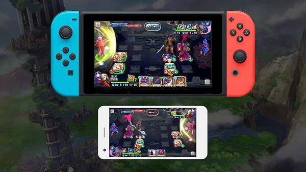 Dragon Quest Rivals ya disponible para Switch en Japón