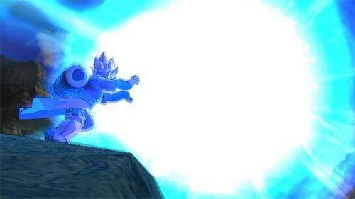 Nuevas imágenes de Goku con el traje de Naruto en Dragon Ball Z: Battle of Z