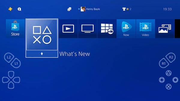 Ya disponible el firmware 6.50 de PlayStation 4 con Remote Play en iOS