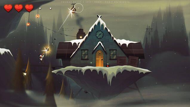 Pinstripe es una aventura en 2D que estará disponible el 25 de abril en PC