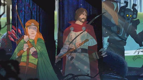 Stoic confirma fechas de The Banner Saga 3 y The Banner Saga Trilogy