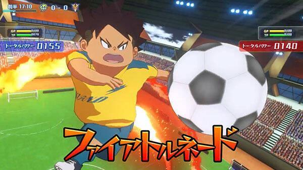 Inazuma Eleven Ares muestra su primer anuncio para la TV japonesa