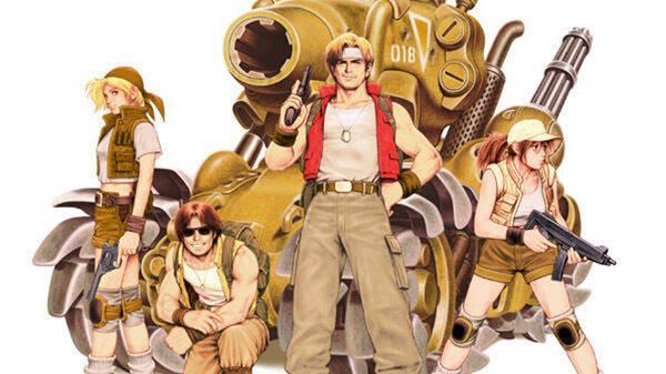 SNK anuncia dos nuevas consolas NeoGeo y una nueva entrega de Metal Slug