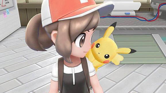 Pokémon: Let's Go es el juego más vendido de la semana en Japón