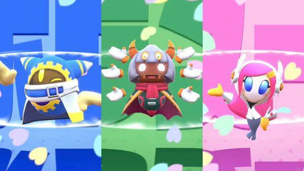 Kirby Star Allies tendrá una gran actualización el 30 de noviembre
