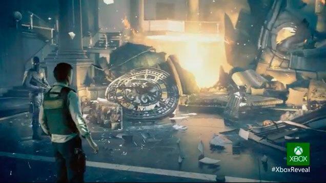 Remedy anuncia Quantum Break para Xbox One