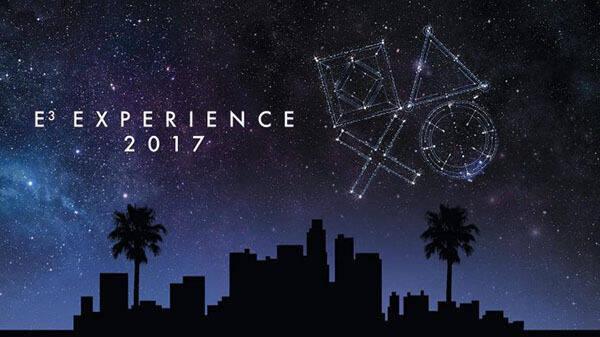 Sony anuncia PlayStation E3 Experience 2017
