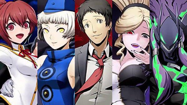 Desvelados cinco personajes más para BlazBlue: Cross Tag Battle