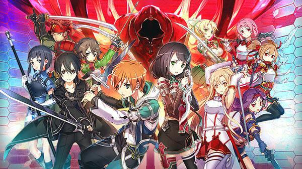 Bandai Namco estudia lanzar Sword Art Online en Nintendo Switch