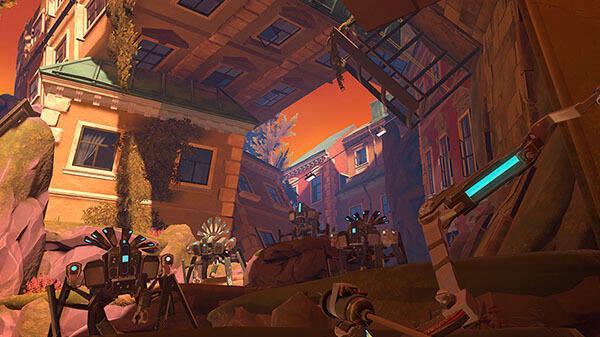 Apex Construct debutará el 20 de febrero en PlayStation VR
