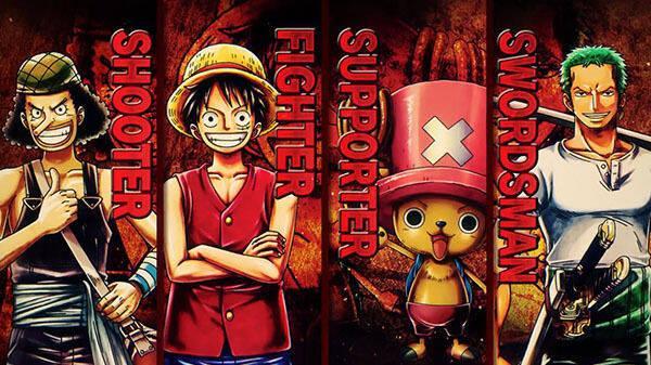 Un nuevo juego de One Piece para móviles se muestra en vídeo