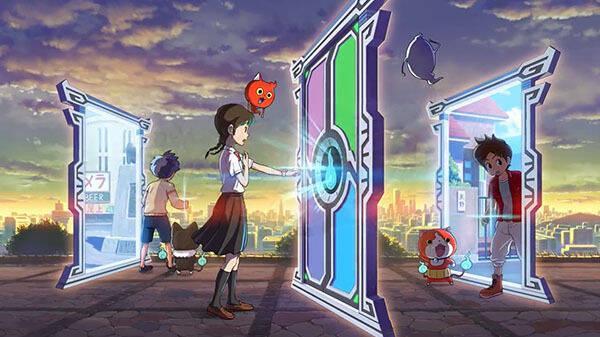 Yo-kai Watch 4 estrena nuevo tráiler y un extenso gameplay