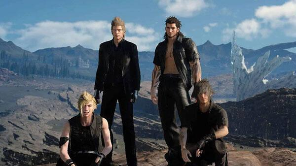 Square Enix prepara importantes anuncios de Final Fantasy XV en Gamescom