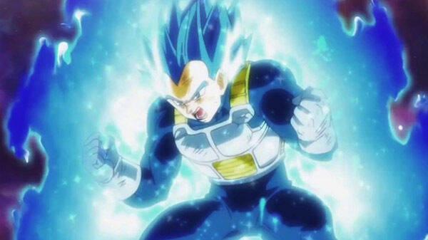 Dragon Ball Xenoverse 2 anuncia Super Saiyan God SS Evolved Vegeta