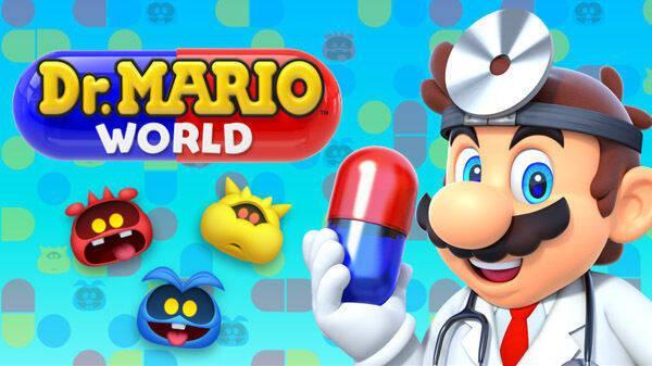 El juego para móviles Dr. Mario World llega el próximo 10 de julio