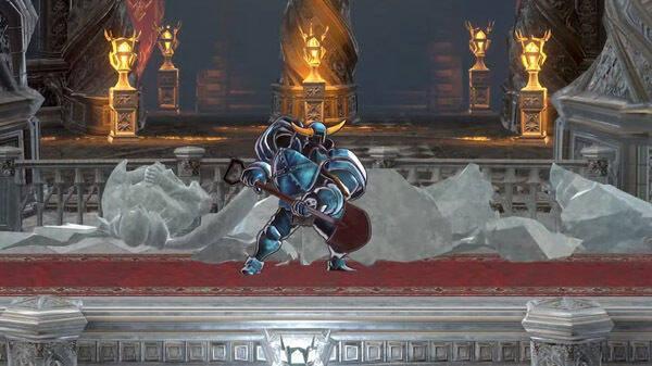 Shovel Knight será personaje jugable en Bloodstained: Ritual of the Night