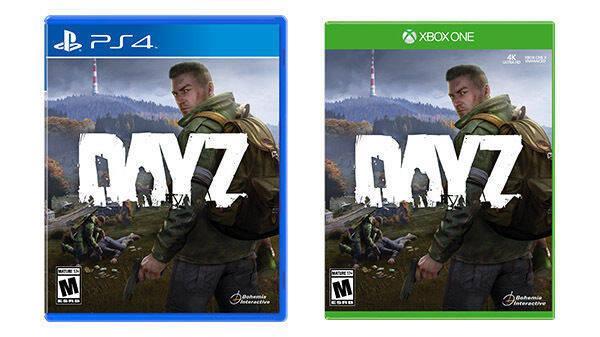 Las versiones físicas de DayZ para PS4 y Xbox One llegarán este 2019