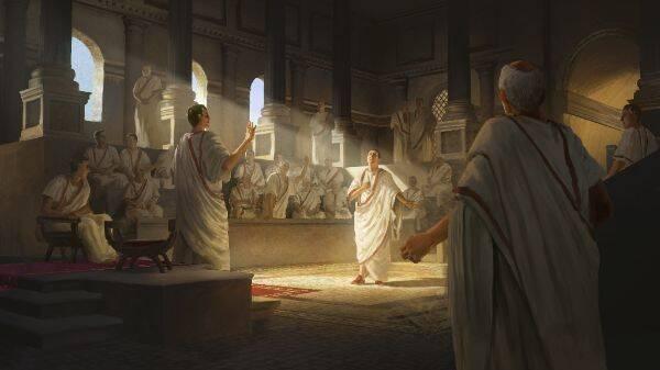 Paradox Interactive anuncia su juego de estrategia Imperator: Rome