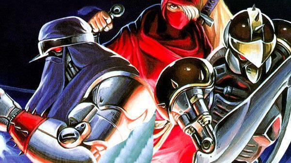 Taito anuncia Ninja Warriors Again para Nintendo Switch