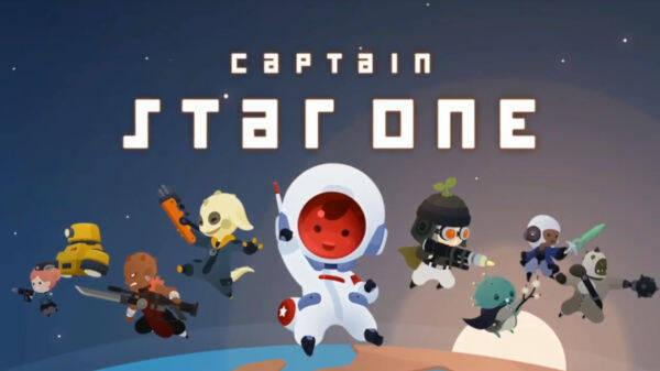 Flyhigh Works anuncia Captain StarONE para Nintendo Switch