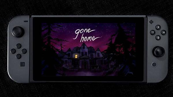 La aclamada aventura Gone Home llega a Switch el 23 de agosto