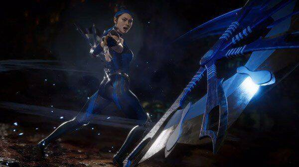 Así lucha Kitana en su regreso a Mortal Kombat 11