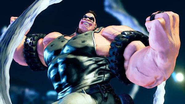 Abigail es el nuevo luchador de Street Fighter V
