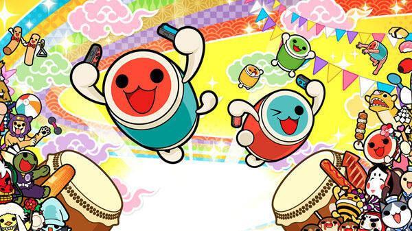 Taiko Drum Master para Nintendo Switch es el juego más vendido en Japón