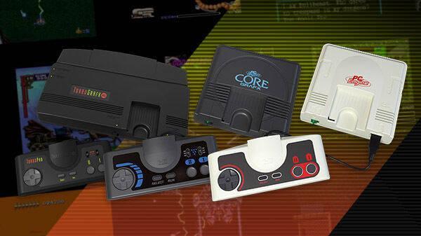 La TurboGrafx Mini se lanzará el 19 de marzo de 2020 con 50 juegos