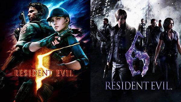 Resident Evil 5 y 6 para Nintendo Switch ya tienen demo gratuita en la eShop