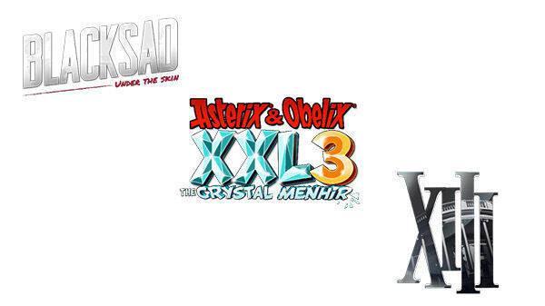 Microïds llevará tres títulos a la Gamescom: XIII, Blacksad y Asterix & Obelix