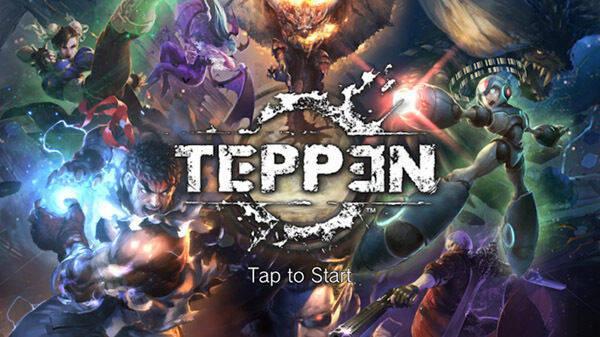 Teppen llega a móviles, juego de cartas de batalla con personajes de Capcom