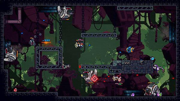 Studia Solution anuncia Gravity Heroes para PC, Xbox One y PS4