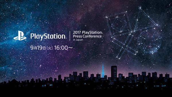 Sigue aquí en directo la conferencia de Sony en el TGS 2017