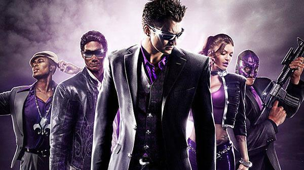 Saints Row: The Third - The Full Package para Switch se lanza en 2019