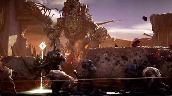 Gears 5 muestra su modo horda y anuncia el Halo: Reach Character Pack
