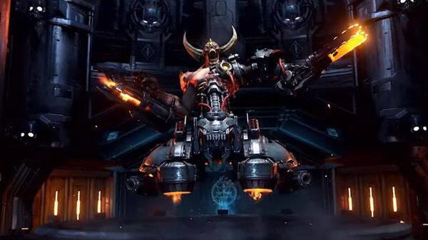 DOOM Eternal nos presenta al peligroso Doom Hunter en un nuevo tráiler
