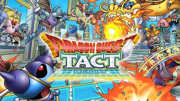 Anunciado Dragon Quest Tact