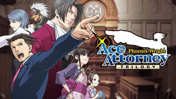 Phoenix Wright: Ace Attorney Trilogy para PC y consolas llegará en 2019