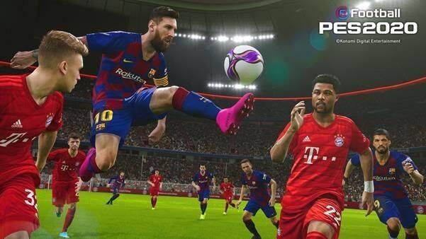 eFootball PES 2020 ya está a la venta