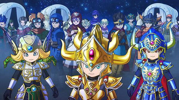 Dragon Quest of the Stars llegará a Occidente a comienzos de 2020