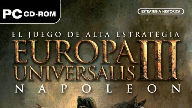 Anunciado Europa Universalis III Napoleón