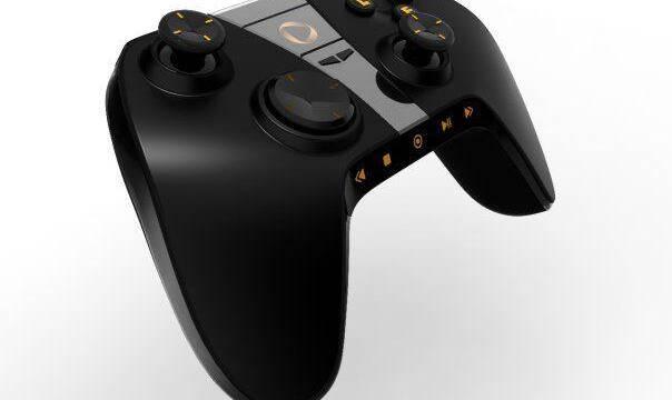 Primeras imágenes del mando y la consola OnLive