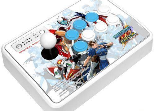 Capcom anuncia un mando especial de Tatsunoko vs. Capcom
