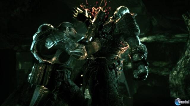 Nuevas imágenes y portada de Gears of War Triple Pack
